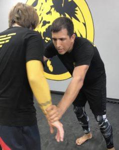 Eddy Rivas Krav Maga Instructor Lions Krav Maga