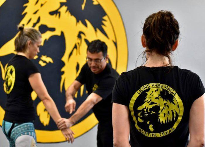 Mark Tovar Lions Krav Maga instructor