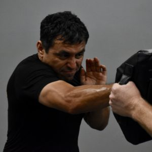 Mark Tovar Lions Krav Maga instructor Austin TX