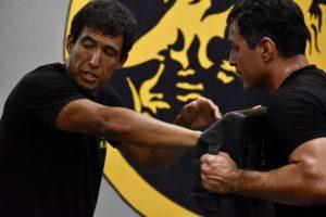 Eddy Rivas Lions Krav Maga Austin TX instructor