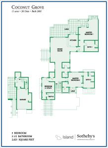 Coconut Grove Floor Plan 3