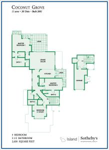 Coconut Grove Floor Plan 4