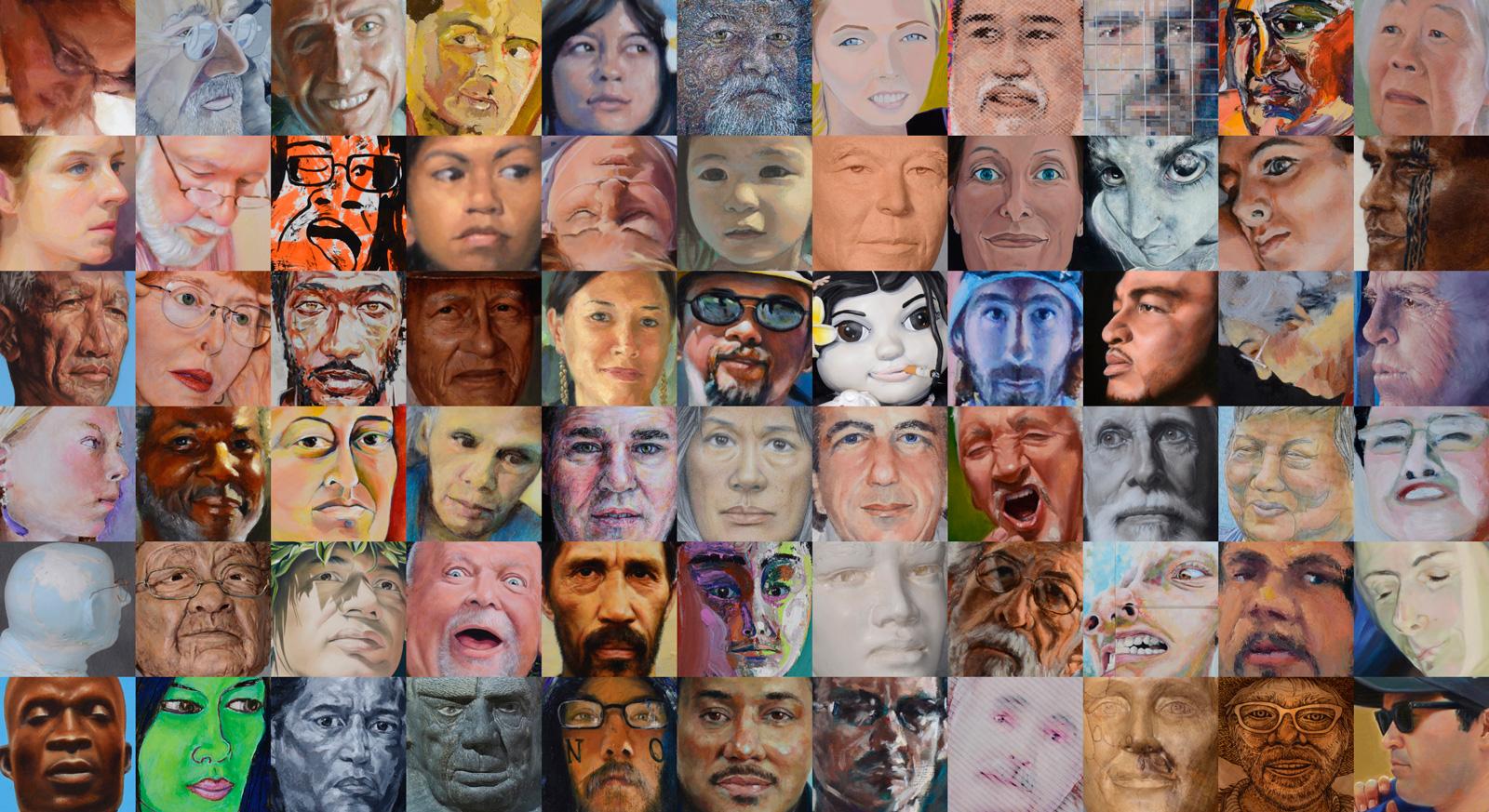 MACC Schaefer Portrait Challenge
