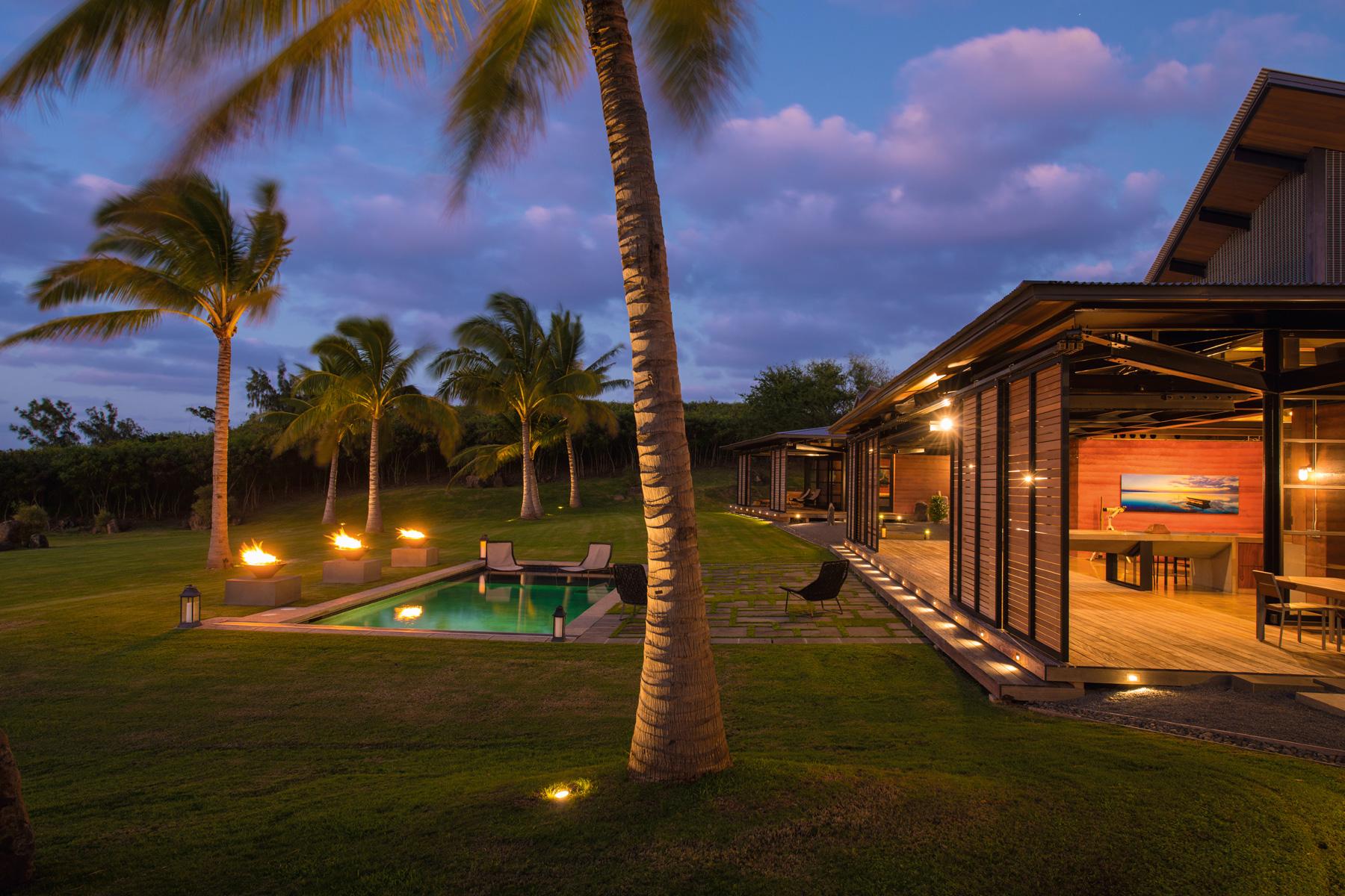 Honolua Bay Kapalua House for Sale Peter Lik