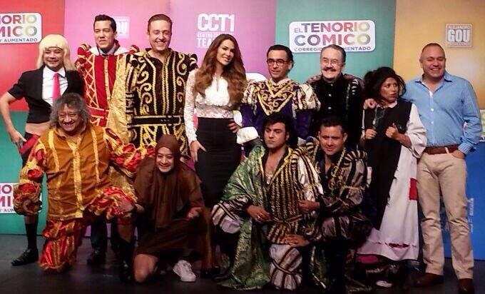 Tenorio Cómico 2015