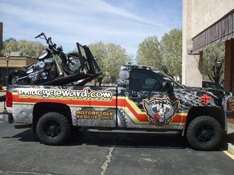 Rescue-Truck
