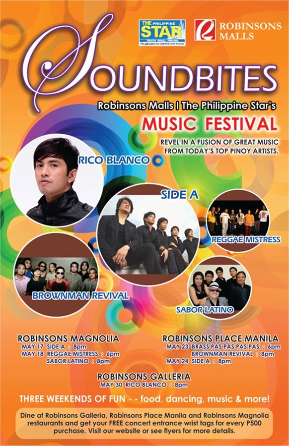 Soundbites poster