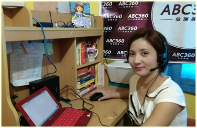 ABC360 with headset