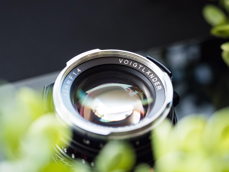 That Voigtlander Nokton 40/1.4 review