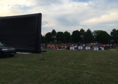 Outdoor Movies 8