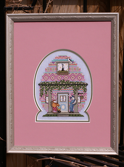The Egg House PDF