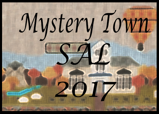 Mystery Town SAL (Pattern and Thread Pack)