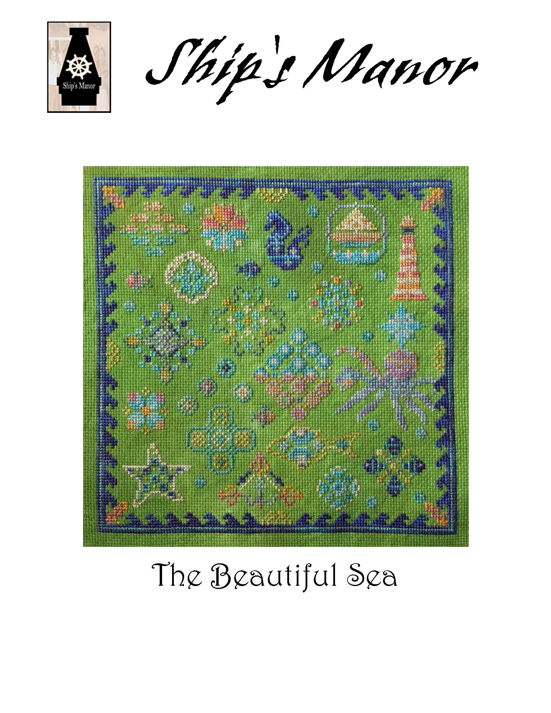 The Beautiful Sea - PDF