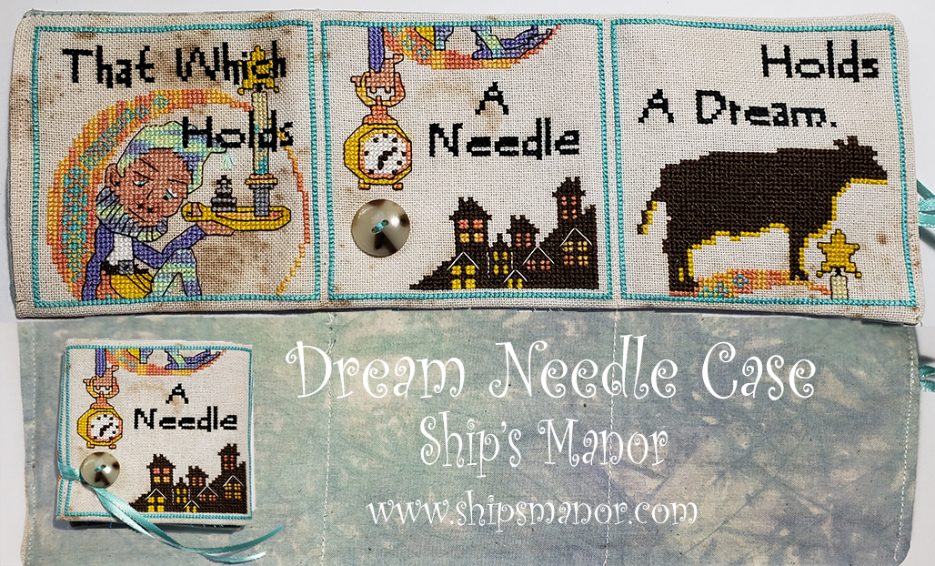 Dream Needle Case