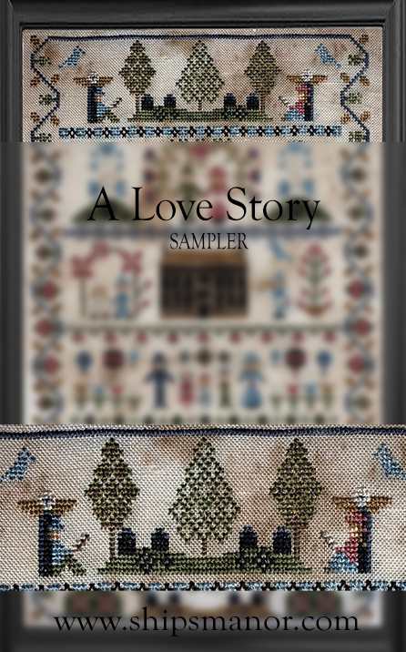 A Love Story Threadpack