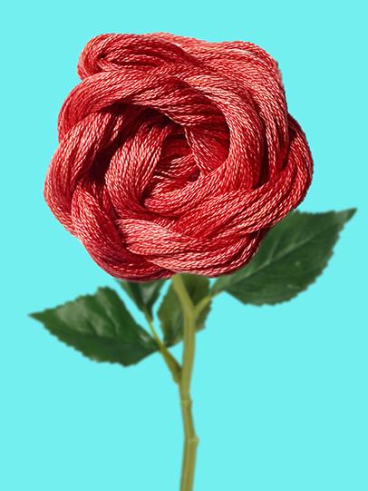 Rose Garden Thread Pack