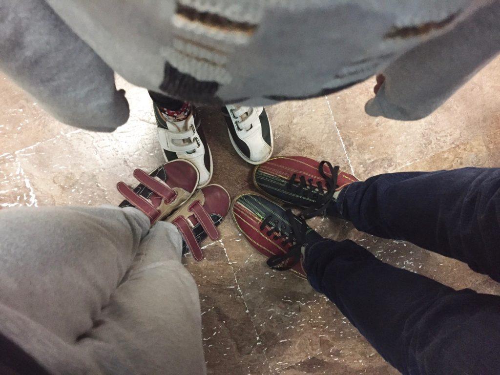 bowlingshoes