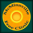 McMinnville Free Clinic logo