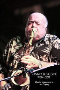 In Memoriam - Jimmy B Biggins