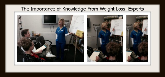 Training and Coaching From Weight Loss Experts