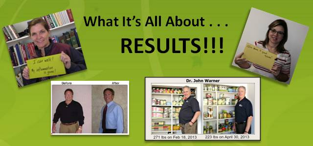 Results – What It's All About!