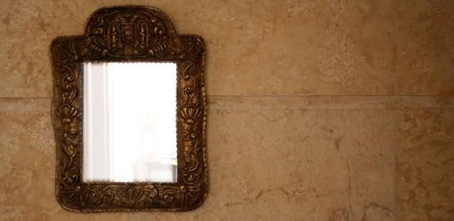 self awareness mirror