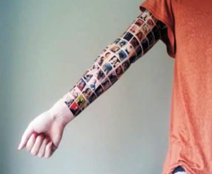 Tattoo Hoax