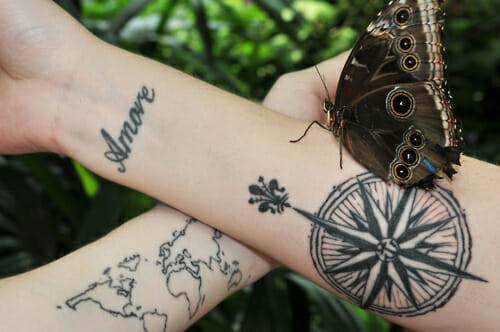 foreign tattoos