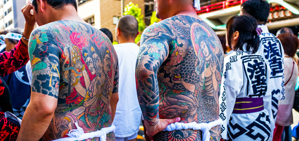 Japanese Tattoo Traditions