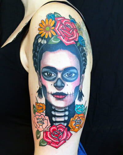 Interview With London Based Tattoo Artist Inma Tat2x Blog