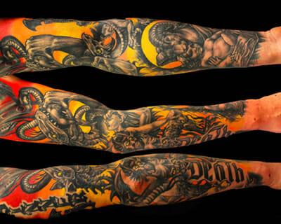 Jackie Rabbit Tattoo Artist