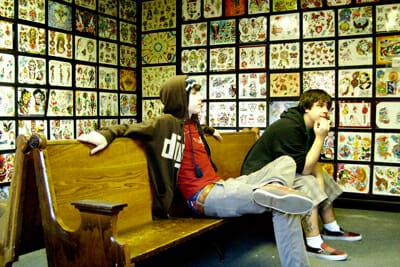 Tattoo Tourism