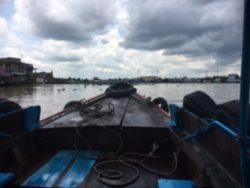Private tour boat