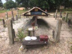 Pol Pot cremation site