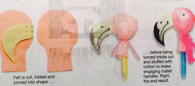 flamingo heads 2