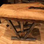 Table-with-steel