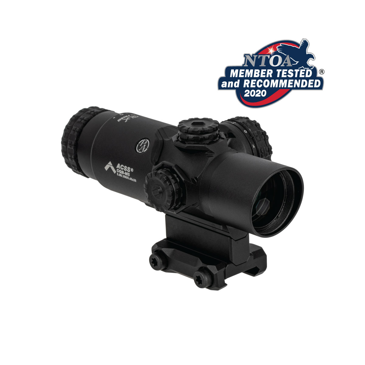 Primary Arms GLX prism scope
