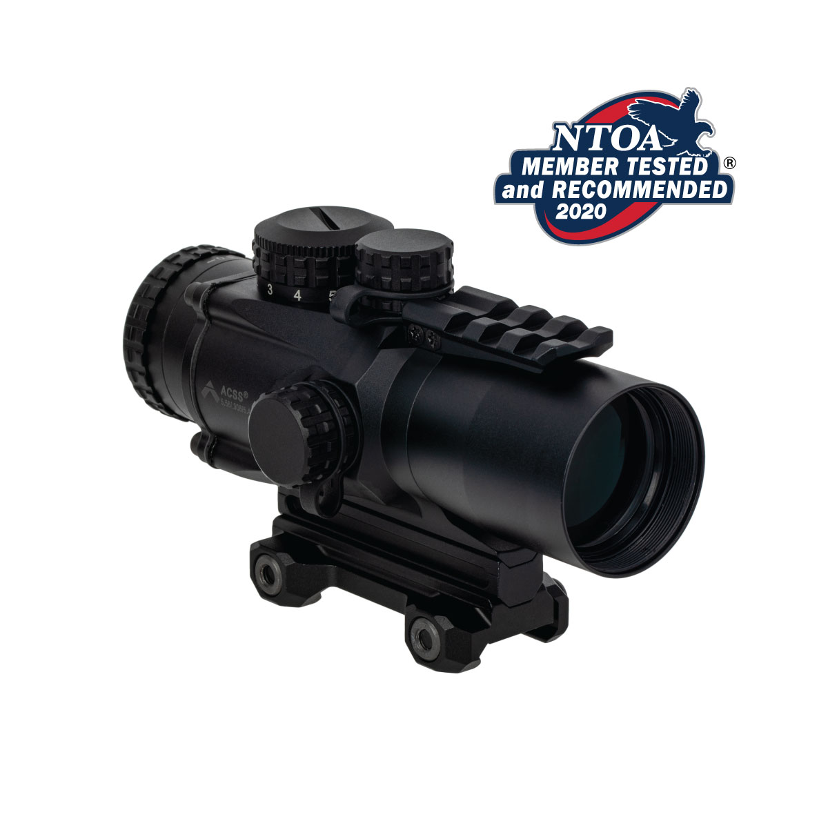 Primary Arms SLx 3x Gen 3 prism scope