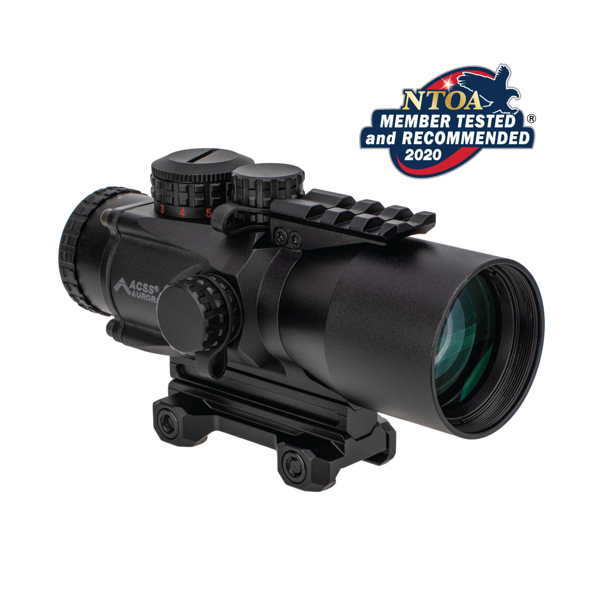 Primary Arms SLx 5x Gen 3 prism scope