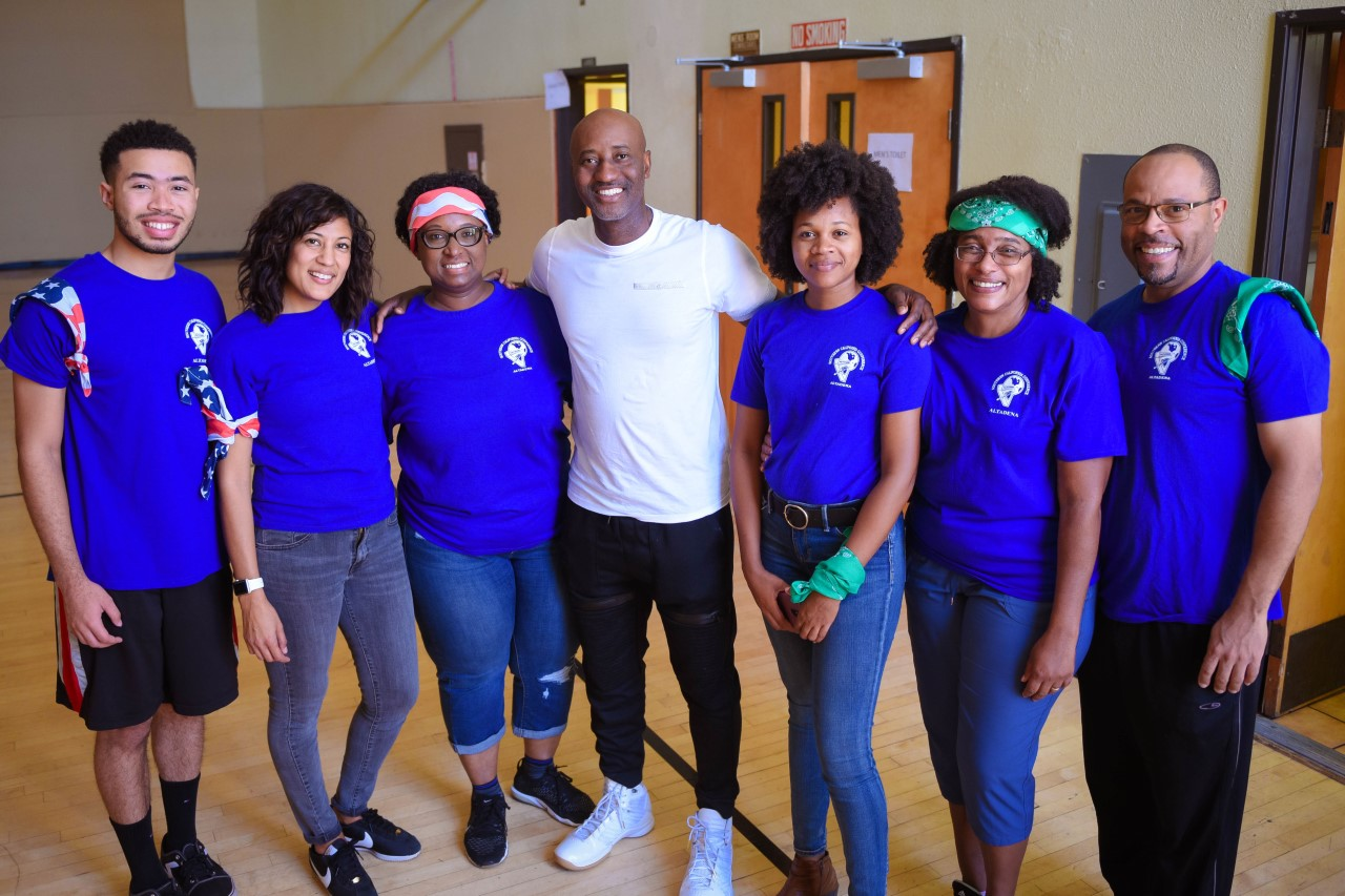 Pathfinders-and-Pastor-Honore