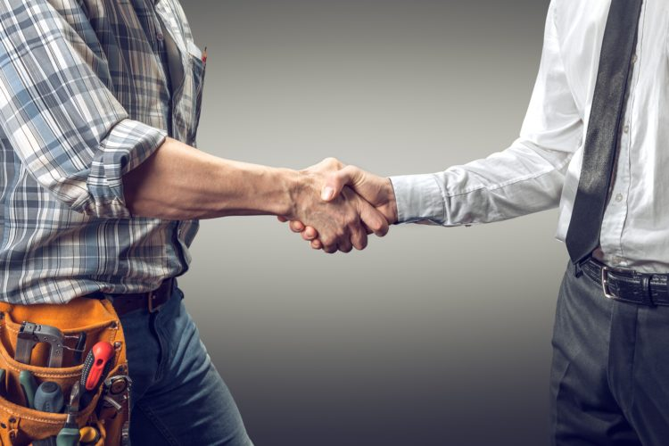 Finding the Right Contractor in a Crowded Marketplace