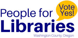 "Vote ""Yes"" for libraries"