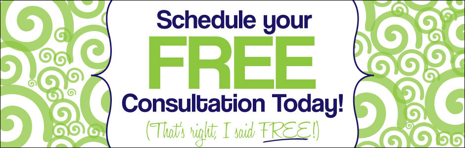 Free Professional Organizing Consultation