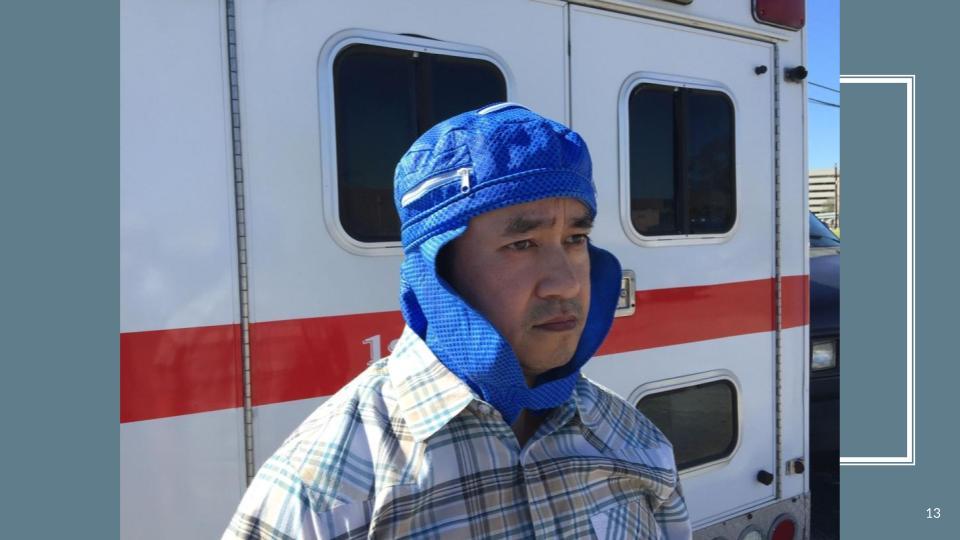 First aid kits - triage - emergency