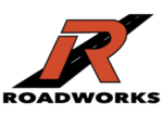 Roadworks Construction Logo