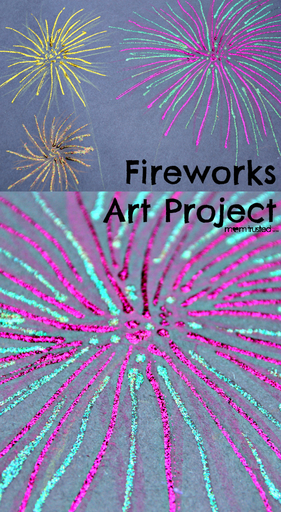 Fireworks Collage MomTrusted