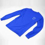 longsleeve tee L.I. (royal blue white)