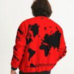 Red Jacket Back