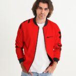 Red Jacket Featured