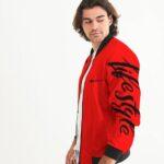 Red Jacket Left